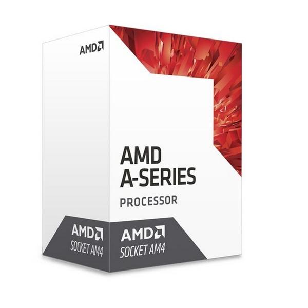 AMD A8 9600 3400MHz  Procesador