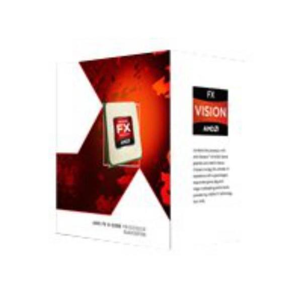 Amd Fx 4300 Black Edition 3 8ghz Am3 Procesador Life Informatica