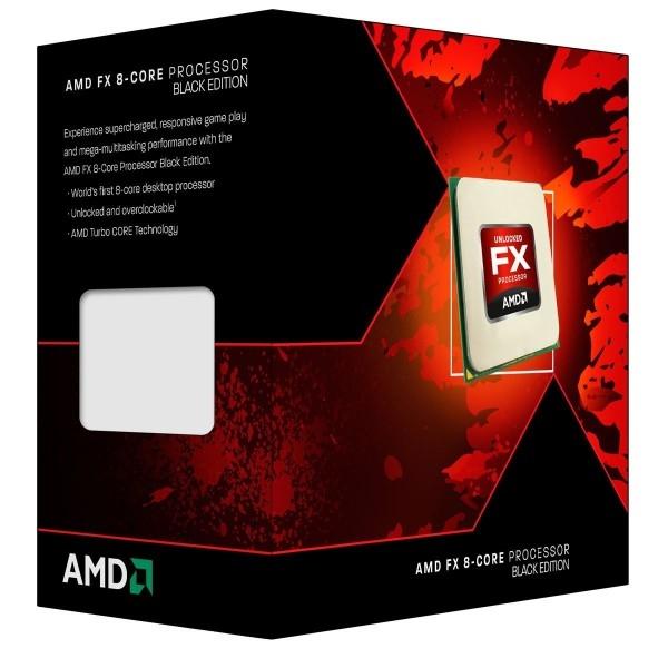AMD FX8300 8Core Black Edition 33GHz AM3  Procesador