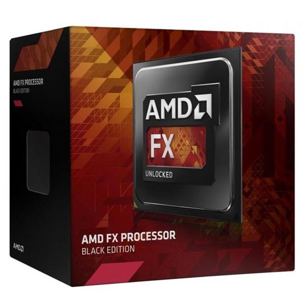 AMD FX8320 Black Edition 35Ghz AM3  Procesador