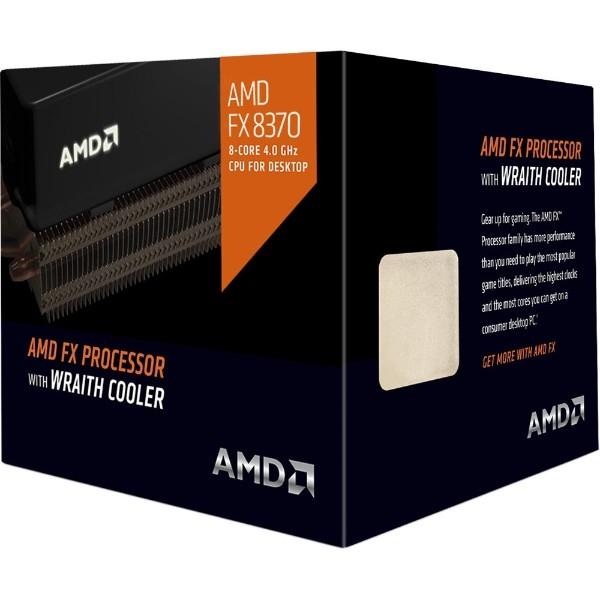 AMD FX-8370 8-Core 4.0GHz AM3+ w/Wraith Cooler - Procesador