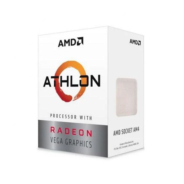 AMD Athlon 220GE 34GHz AM4 con Vega 3  Procesador