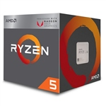 AMD Ryzen 5 2400G 3.9 GHz AM4 con Vega 11 - Procesador
