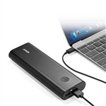 Anker PowerCore+ 20100 mAh USB C negra Power IQ – Powerbank