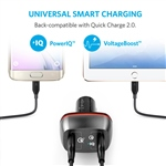 Anker Powerdrive2 USB Power IQ Quick Charge 30  Accesorio