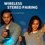 Anker SoundCore Flare Bluetooth negro – Altavoz