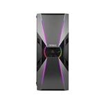 Antec DA601 ATX ARGB Negro Caja