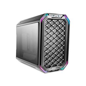 Antec Dark Cube Diamond Grille Cristal Templado  Caja