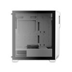Antec DP502 Flux White Cristal Templado  Caja