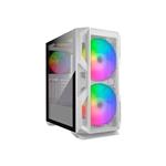 Antec NX800 EATX RGB Blanca  Caja