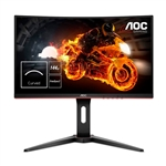 AOC C24G1 Curvo  236 VA FHD 144Hz FreeSync 1ms  Monitor