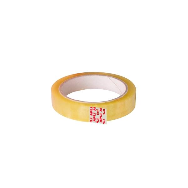 Apli Cinta Adhesiva Transparente 66 m x 19 mm