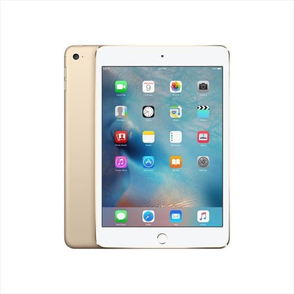 Apple iPad Mini 4 7.9″ 128GB 4G Gold – Tablet