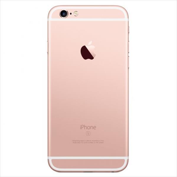Apple iPhone 6S 128GB Rose Gold – Smartphone