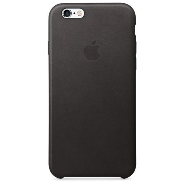 Apple Iphone 6S plus cuero negro – Funda