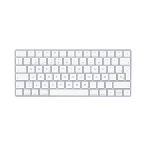 Apple Magic Keyboard Español Plata  Teclado