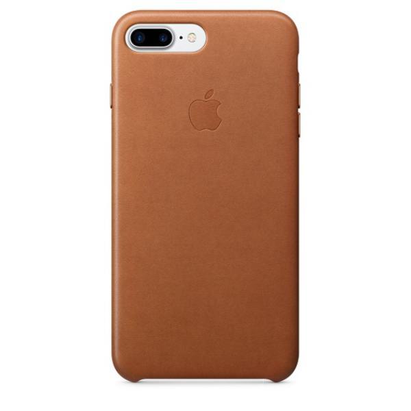 Apple Iphone 7 Plus silicona canela  Funda