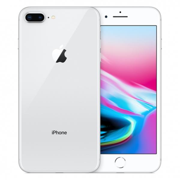 Apple iPhone 8 Plus 64GB Plata- Smartphone