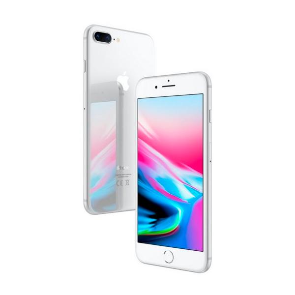 Apple iPhone 8 Plus 256GB Plata Espacial  Smartphone