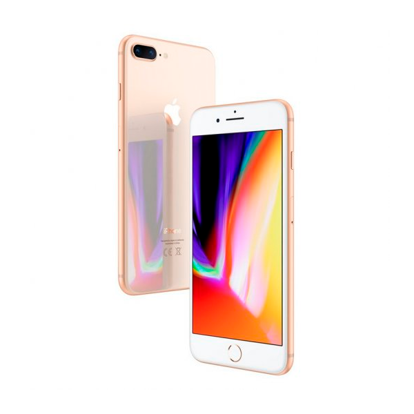 Apple iPhone 8 Plus 256GB Oro Espacial – Smartphone