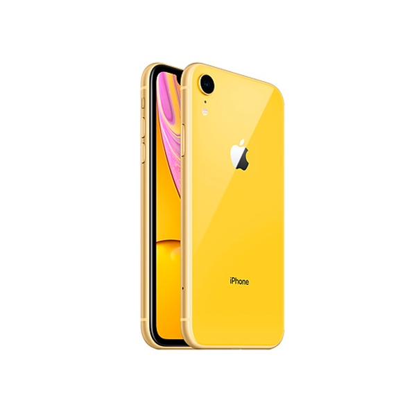 Apple iPhone XR 128GB Amarillo - Smartphone