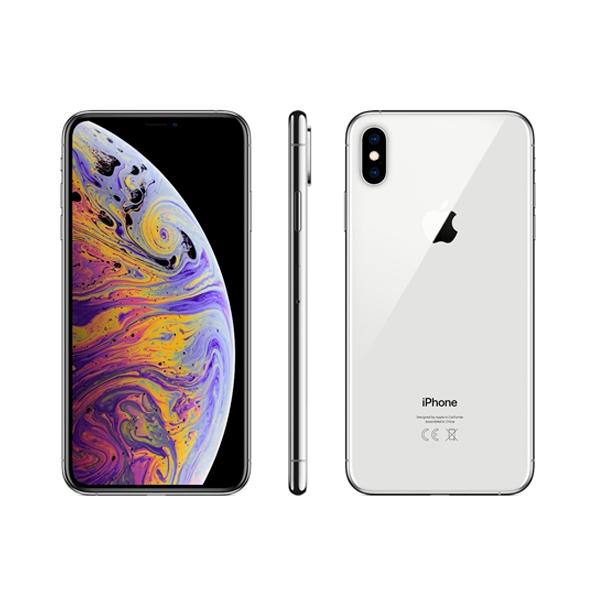 Apple iPhone XS Max 512GB Plata  Smartphone