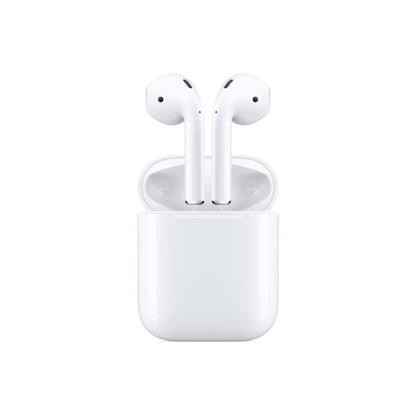 Apple Airpods ( 2 Gen ) con estuche de carga – Auriculares