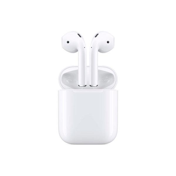 Apple Airpods ( 2ª Gen ) con estuche de carga - Auriculares