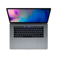 Apple MacBook Pro 15 2019 i7 16GB 256GB Gris - Portátil