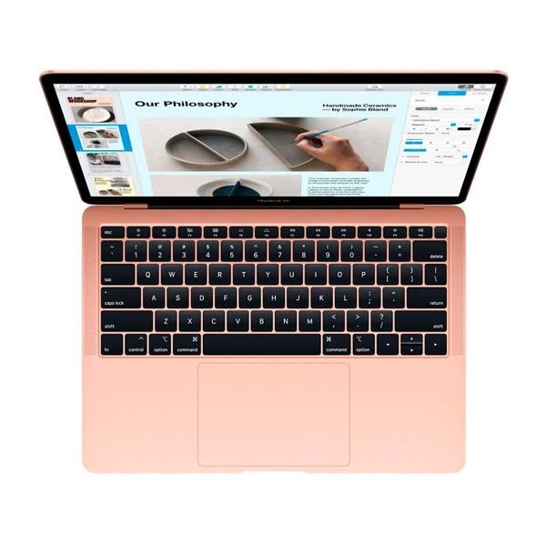 Apple MacBook Air 13 2019 i5 8GB 256GB Dorado  Portátil
