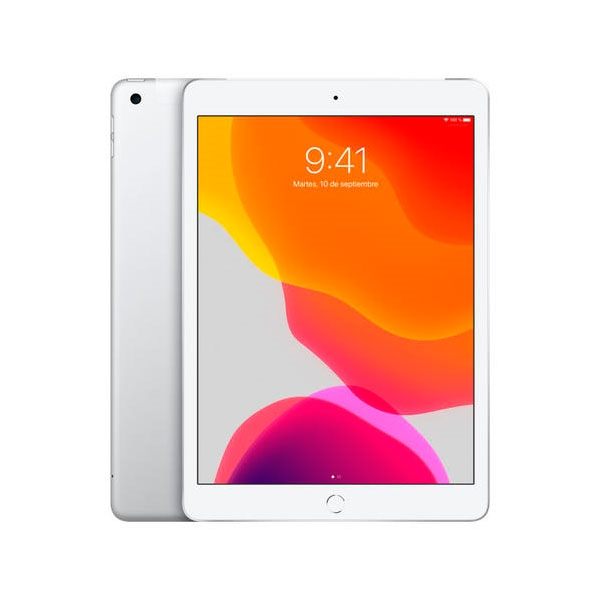"Apple IPAD 2019 10.2"" 128GB WIFI Plata - Tablet"