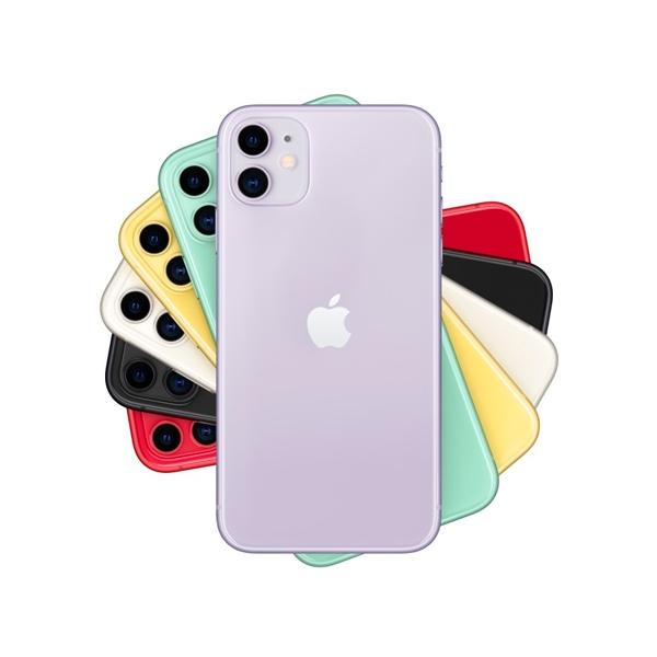 Apple iPhone 11 128 GB Malva  Smartphone