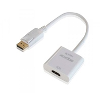 Approx APPC16 Adaptador Display Port a HDmi – Cable