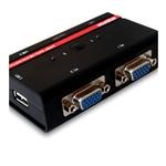 approx! APPKVMUSB2PV2 Conmutador KVM USB/VGA - KVM