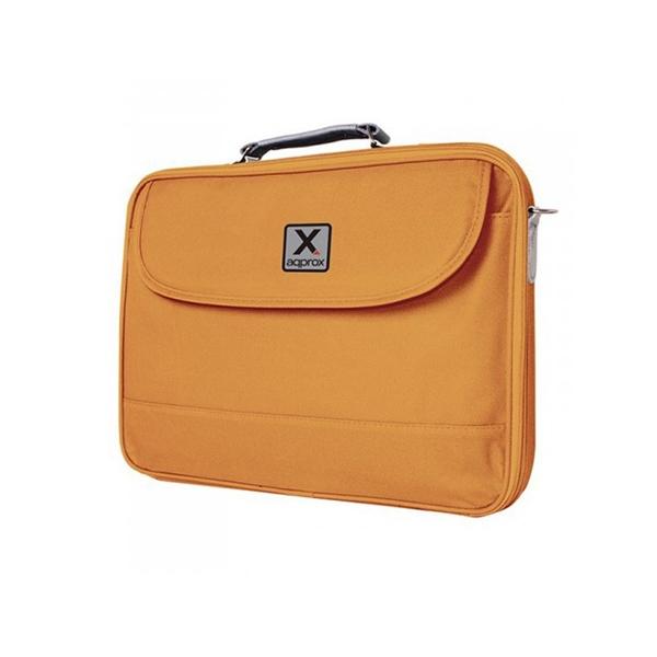 Approx 15.6″ Basic Notebook bag Naranja – Maletín