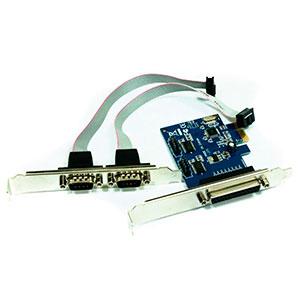 Approx APPPCIE1P2S paraleloserie PCIE Controladora