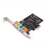 Approx APPPCIE51 5.1 PCIe - Tarjeta de Sonido