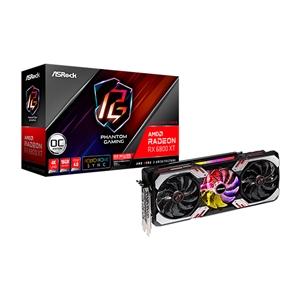 Asrock Radeon RX6800 XT OC Phantom Gaming D 16GB GDDR6  Tarjeta Gráfica AMD