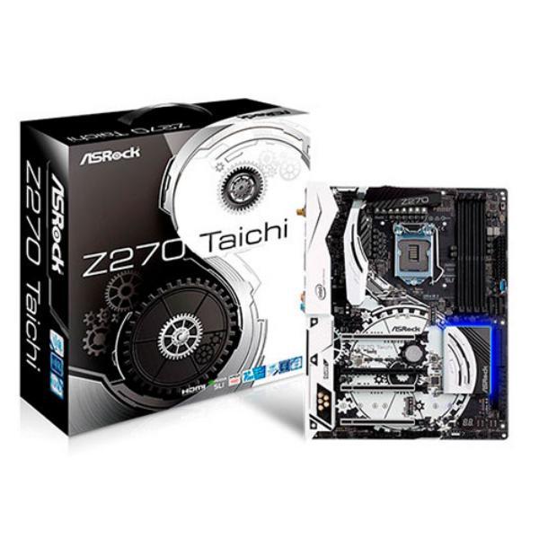Asrock Z270 Taichi – Placa Base