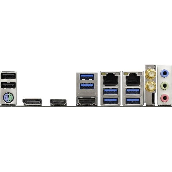 ASRock Z370M-ITX/AC – Placa Base