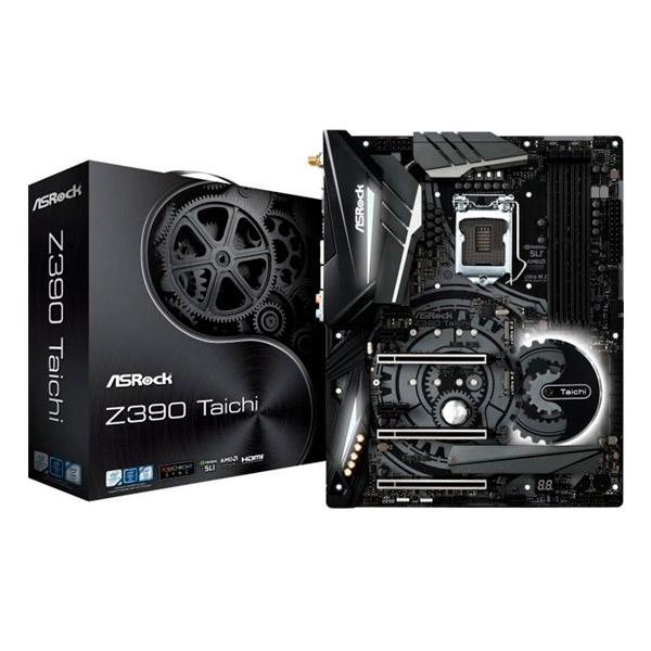 Asro Z390 TAICHI                    Z390