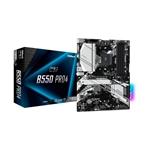Asrock B550 Pro4 ATX  Placa Base AM4
