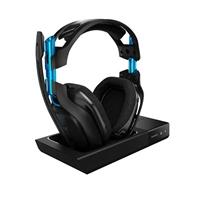 Astro A50 PS4 / PC negro azul wireless  – Auricular