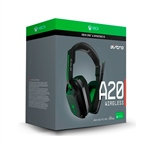 Astro A20 Xbox One / PC gris y verde wireless – Auricular