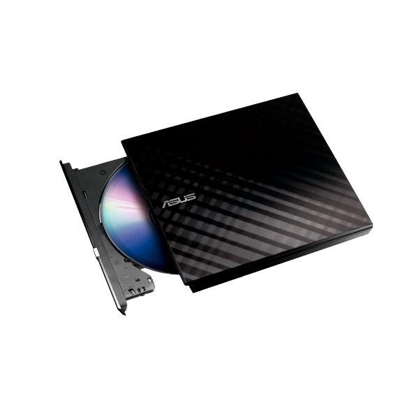 Asus SDRW-08D2S-U LITE DVD externa USB Negro – Grabadora