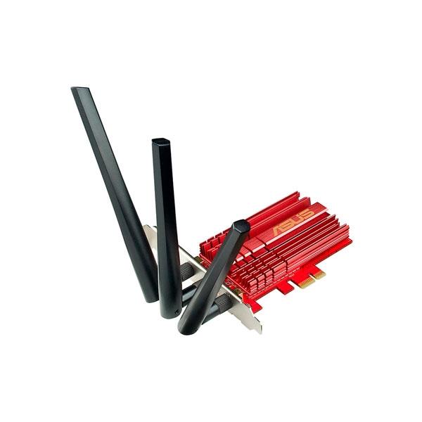 Asus PCEAC68 Wifi AC PCIE  Tarjeta de Red