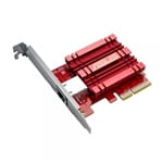 Asus XG-C100C PCI-E 10GB LAN- Tarjeta de red