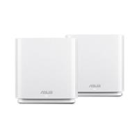 Asus ZenWifi AC CT8 AC3000 Pack 2 Blanco - Repetidor mesh