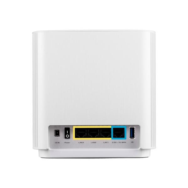Asus ZenWifi AX XT8 AX6600 Pack 2 Blanco - Repetidor mesh