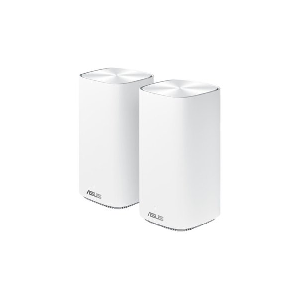 Asus ZenWifi Mini CD6 Pack 2 Blanco - Router y Access Points